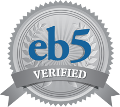 EB5 verified badge